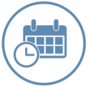 Events icon for webiste