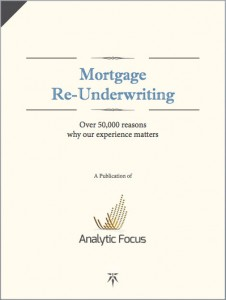 mortgage-underwriting