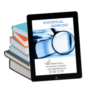 Analytic Focus Expert Statistical Sampling eBook title