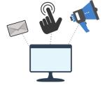 Digital Marketing & Inbound Sales Studio Icon
