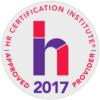 HR Certification Institution 2017 Provider