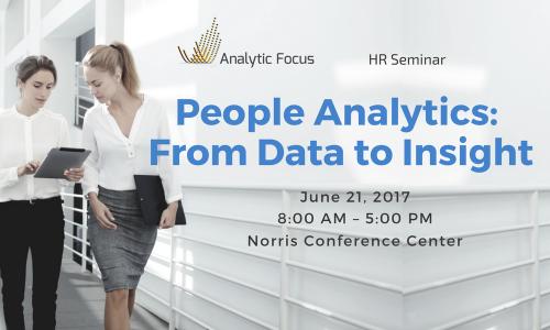 Analytic Focus HR Analytics Seminar