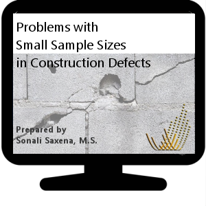 Small_Sample_Sizes_Construction_Defects